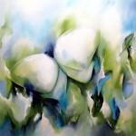 Oilpaint on canvas 70*70cm