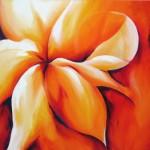 Oilpaint on canvas 70*100cm
