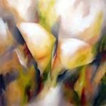 Oilpaint on canvas 60*60 cm prijs op aanvraag