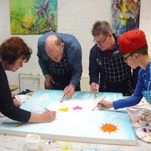 Workshop Familie