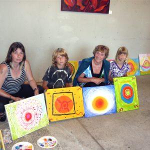 Stadsgalerij workshop