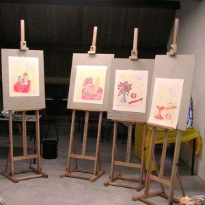 Pastel workshop