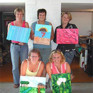 Workshop dames